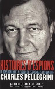 Histoires despions - Le renseignement à lheure de lespionnage économique.pdf
