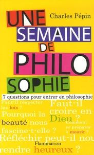 Histoiresdenlire.be Une semaine de philosophie - 7 questions pour entrer en philosophie Image