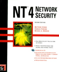 NT 4 NETWORK SECURITY. 2nd édition, avec CD-Rom.pdf