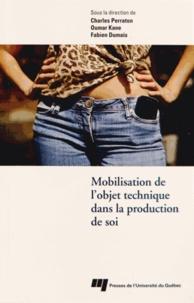 Charles Perraton et Oumar Kane - Mobilisation de l'objet technique dans la production de soi.