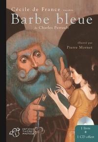 Charles Perrault et Cécile de France - Barbe bleue. 1 CD audio