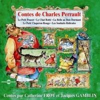 Charles Perrault et Marin Marais - Contes de Charles Perrault, vol. 1.