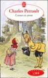 Charles Perrault - Contes en prose.