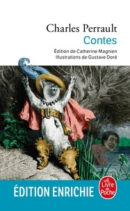 Charles Perrault - Contes nouvelle édition illustrée.
