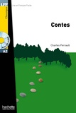 Charles Perrault - Contes. 1 CD audio