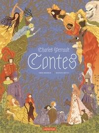 Charles Perrault et Tamia Baudouin - Contes.