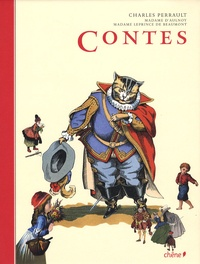 Charles Perrault et  Madame d'Aulnoy - Contes.