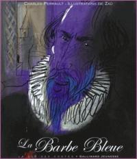 Charles Perrault et  Zaü - La Barbe Bleue.