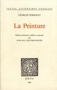 Charles Perrault - La peinture.