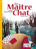 Charles Perrault et Benjamin Lacombe - Le maître chat - CE1 série jaune.