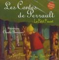 Charles Perrault et Claude Brasseur - Le Petit Poucet ; Les Fées ; Peau d'Ane - CD audio.