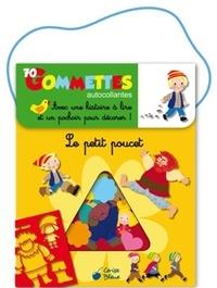 Charles Perrault et Jean Tillie - Le petit Poucet - 70 gommettes autocollantes.