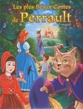 Charles Perrault et Philippe Béziat - Les plus beaux contes de Perrault.