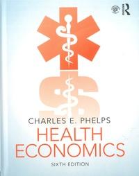 Charles Phelps - Health Economics.