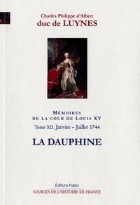 Alixetmika.fr Mémoires de la cour de Louis XV Tome 12 Image