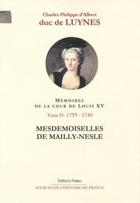 Cjtaboo.be Mémoires de la cour de Louis XV Tome 4 Image