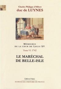 Galabria.be Mémoires de la cour de Louis XV Tome 6 Image