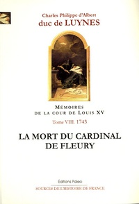 Birrascarampola.it Mémoires de la cour de Louis XV Tome 8 Image