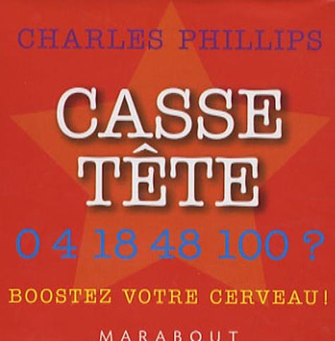 Charles Phillips - Casse-tête.