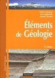 Charles Pomerol et Maurice Renard - Eléments de géologie.