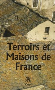 Charles Pomerol et Gérard Sustrac - Terroirs et Maisons - Les demeures traditionnelles et leur environnement géologique.
