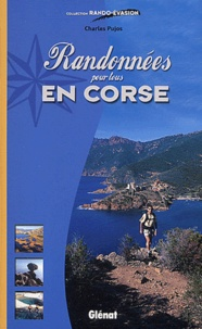 Charles Pujos - Randonnées pour tous en Corse.