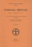 Charles Renoux - Patrologia Orientalis - Tome 48 fascicule 2 N° 214, Le lectionnaire de Jérusalem en Arménie, le Casoc' 3e partie, Edition synoptique des plus anciens témoins.