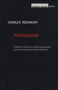 Charles Reznikoff - Holocauste.