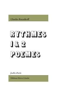 Charles Reznikoff - Rythmes 1 & 2, Poèmes.
