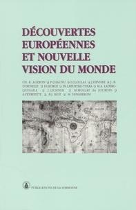 Charles-Robert Ageron - Découvertes européennes et nouvelle vision du monde (1492-1992).