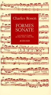 Charles Rosen - Formes sonate - Essai.