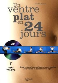 Charles Ruocco - Un ventre plat en 24 jours. 1 DVD