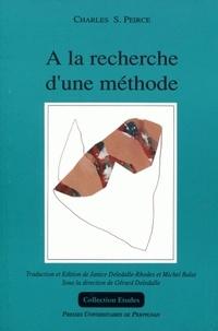 Deedr.fr A la recherche d'une méthode Image