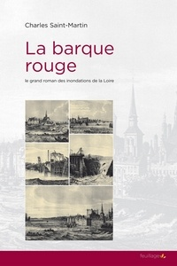 Charles Saint-Martin - La barque rouge.