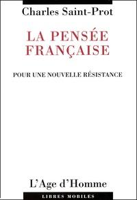 Deedr.fr La pensée française. - Pour une nouvelle résistance Image