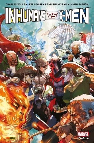 Charles Soule - Inhumans vs X-Men.