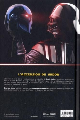 Star Wars, Dark Vador - Le seigneur noir des Sith Tome 4 la forteresse de Vador