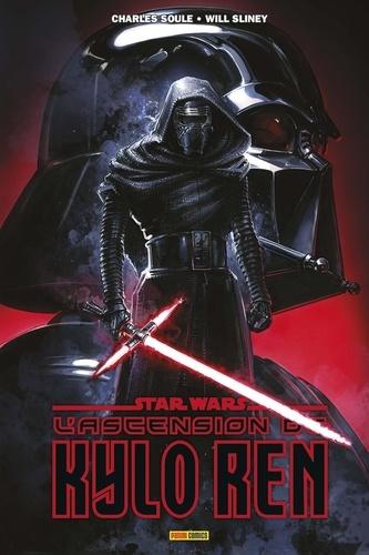 Charles Soule et Will Sliney - Star Wars : L'ascension de Kylo Ren.