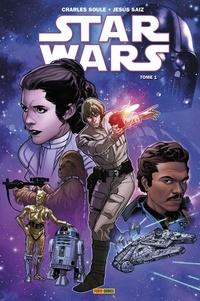 Charles Soule et Jesus Saiz - Star Wars Tome 1 : La voie du destin.