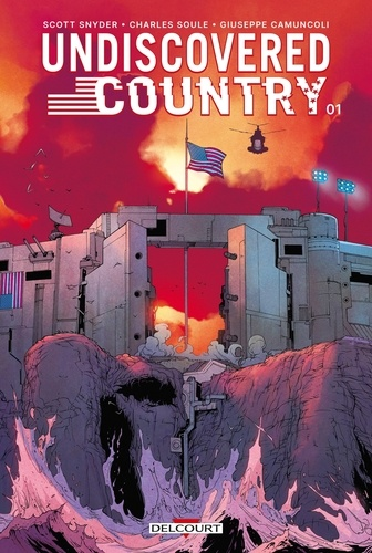 Undiscovered country T01 - 9782413033448 - 11,99 €