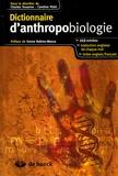 Charles Susanne et Caroline Polet - Dictionnaire d'anthropobiologie.