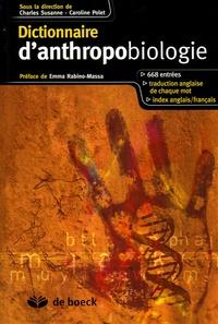 Alixetmika.fr Dictionnaire d'anthropobiologie Image