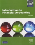 Charles T. Horngren et Gary-L Sundem - Introduction to Financial Accounting.