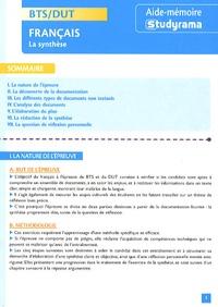 Lemememonde.fr Français BTS/DUT - La synthèse Image