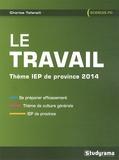 Charles Tafanelli - Le travail - Thème IEP de Province 2014.