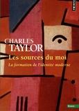 Charles Taylor - Les sources du moi - La formation de l'identité moderne.