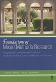 Charles Teddlie et Abbas Tashakkori - Foundations of Mixed Methods Research - Integrating Quantitative and Qualitative Approaches in the Social and Behavioral Sciences.