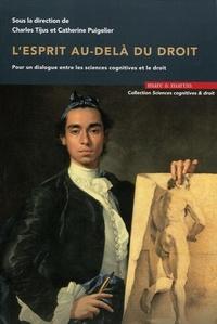 Charles Tijus et Catherine Puigelier - L'esprit au-delà du droit - Pour un dialogue entre les sciences cognitives et le droit.