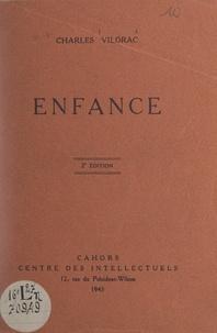 Charles Vildrac - Enfance.