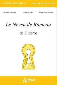 Charles Vincent et Audrey Mirlo - Le neveu de Rameau, de Diderot.